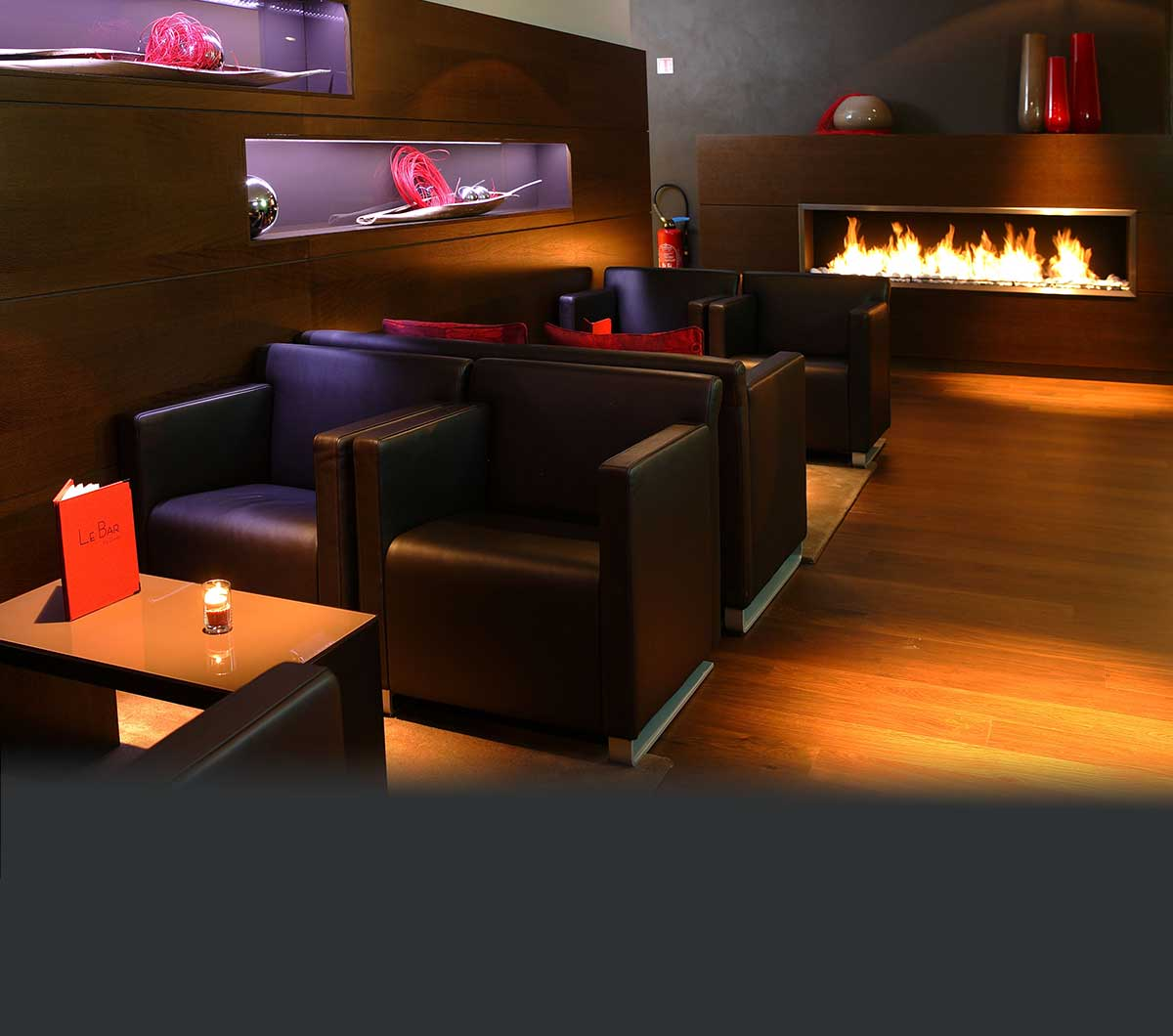Le Lounge-Bar by DAHM
